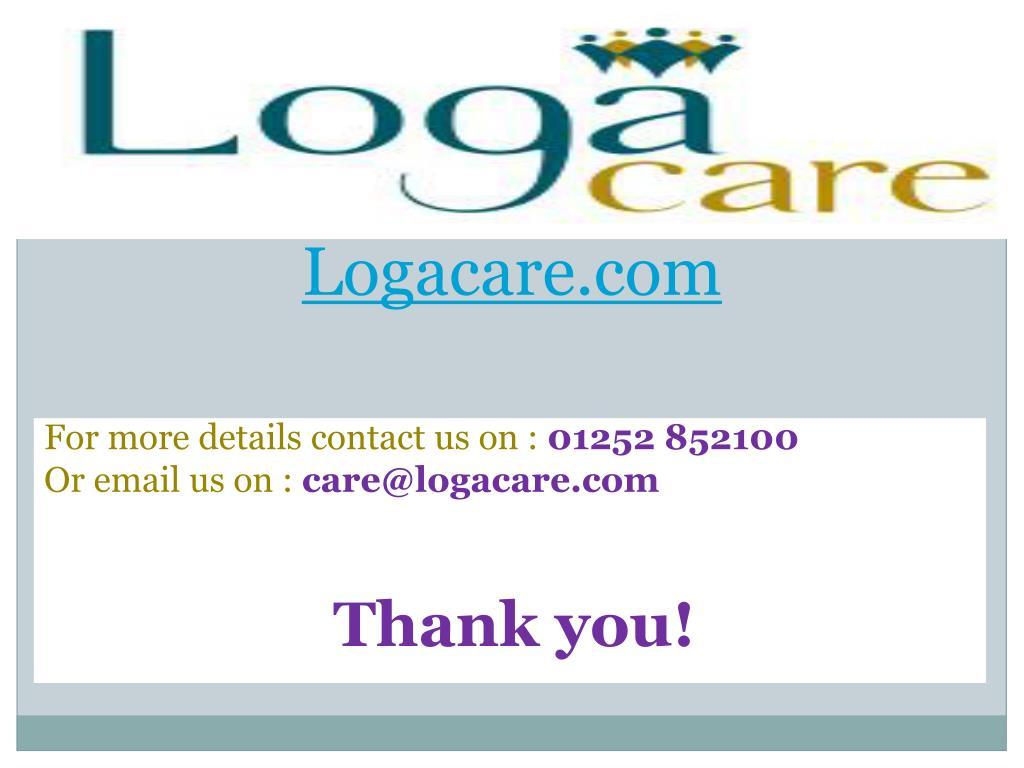 Logacare.com