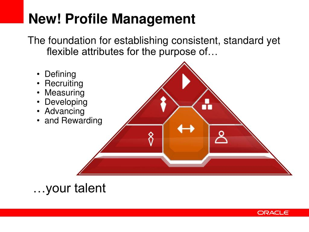 New! Profile Management
