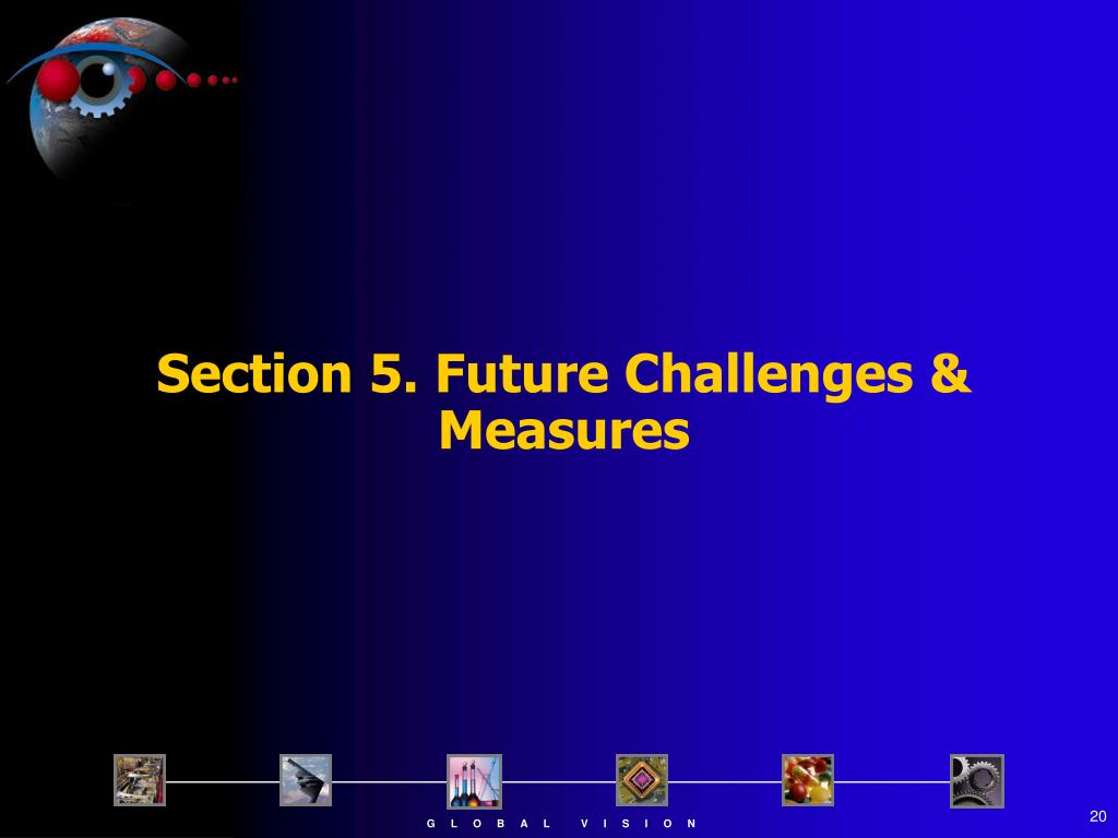 Section 5. Future Challenges & Measures