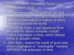 comments on mir damad by fazlur rahman jnes 1966