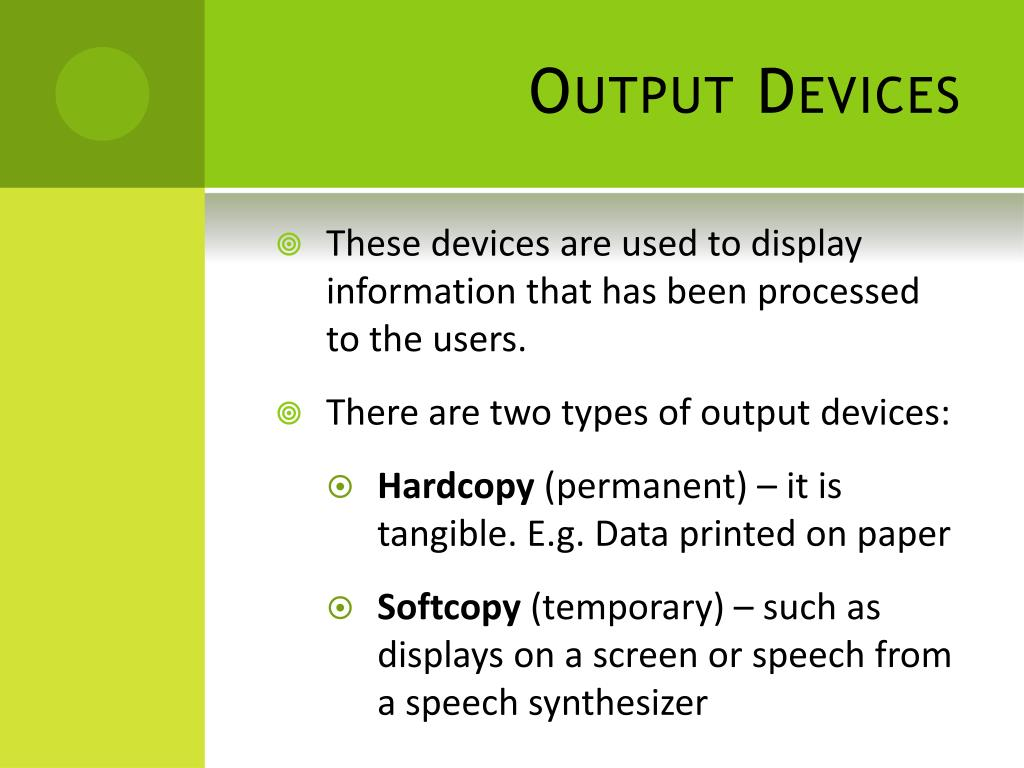 Ppt functions of major hardware components of a computer system powerpoint - Tous types ou tout type ...