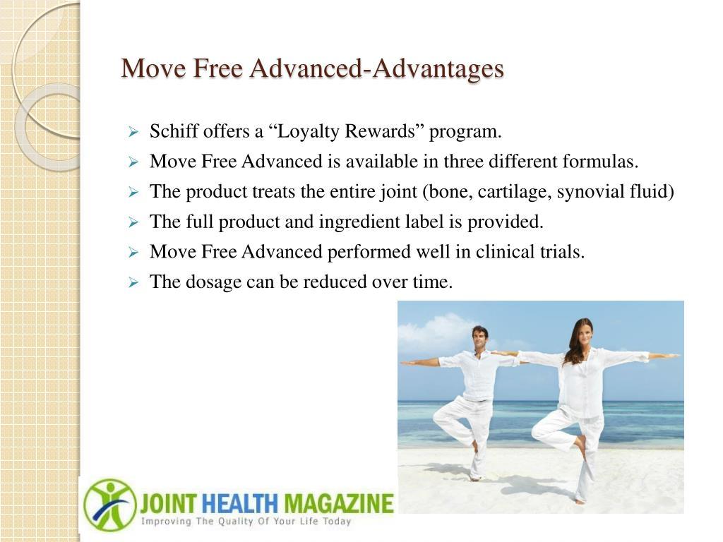 Move Free Advanced-Advantages