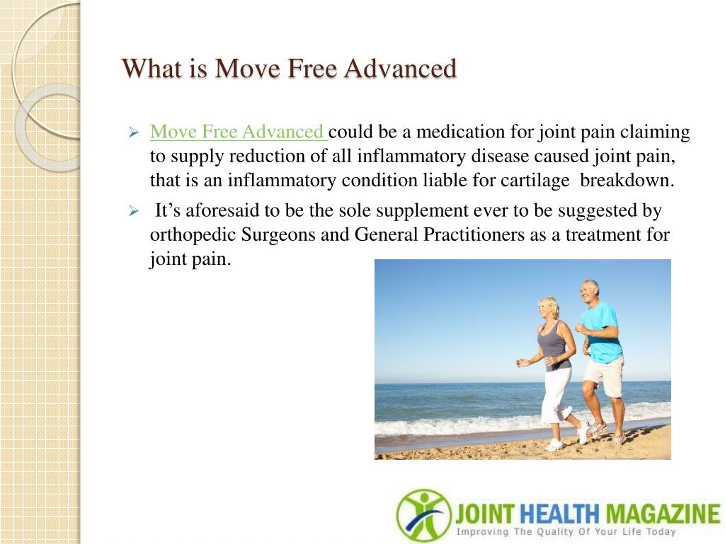 What is Move Free Advanced