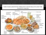 how food additives threaten your health and the fear of cancer