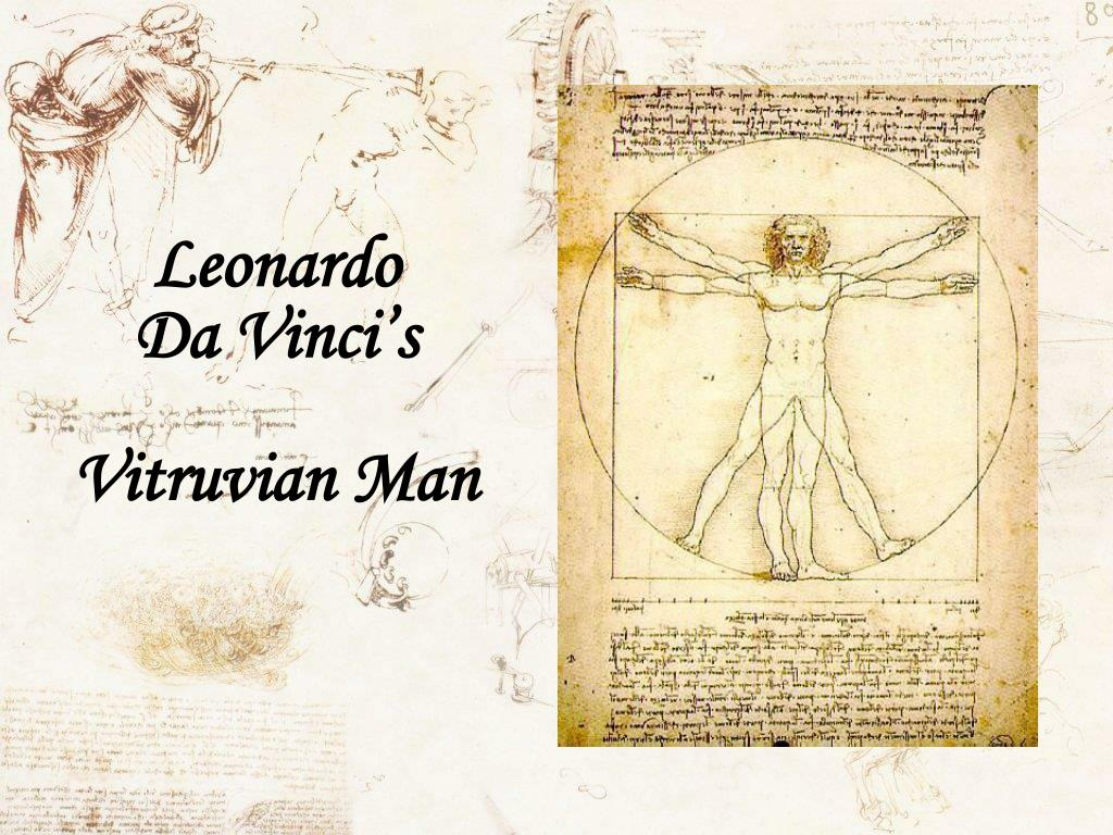 ppt leonardo da vinci s vitruvian man powerpoint presentation id 1320607. Black Bedroom Furniture Sets. Home Design Ideas