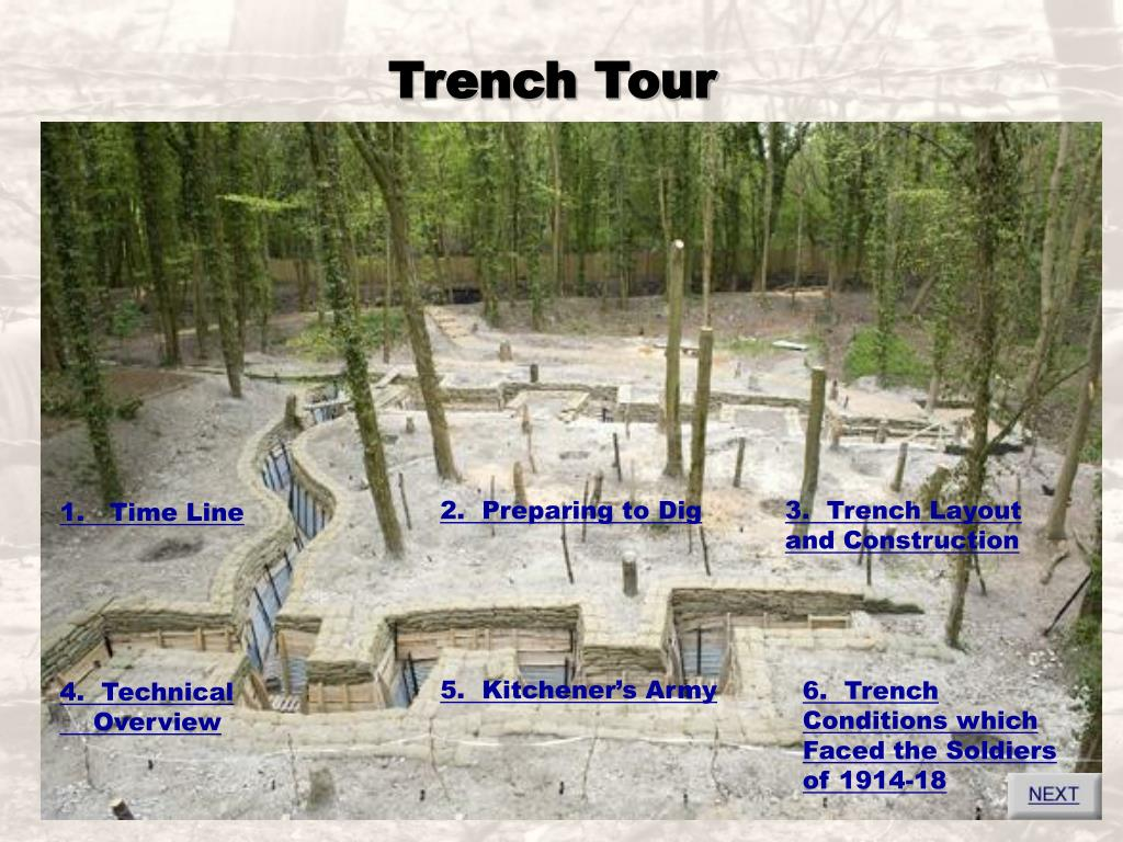 Trench Tour