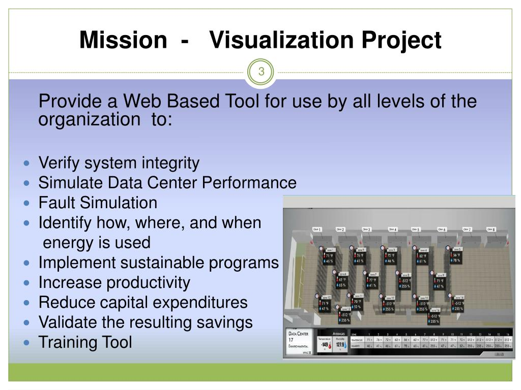 Mission  -   Visualization Project