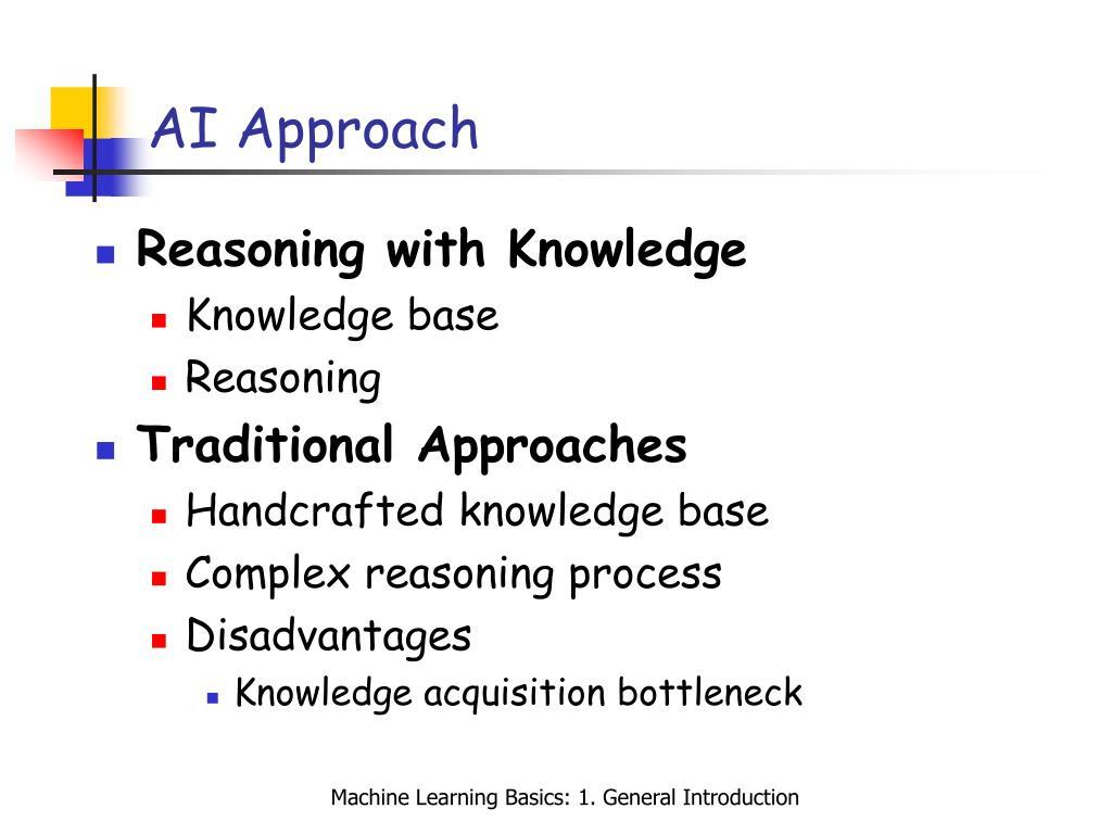 AI Approach