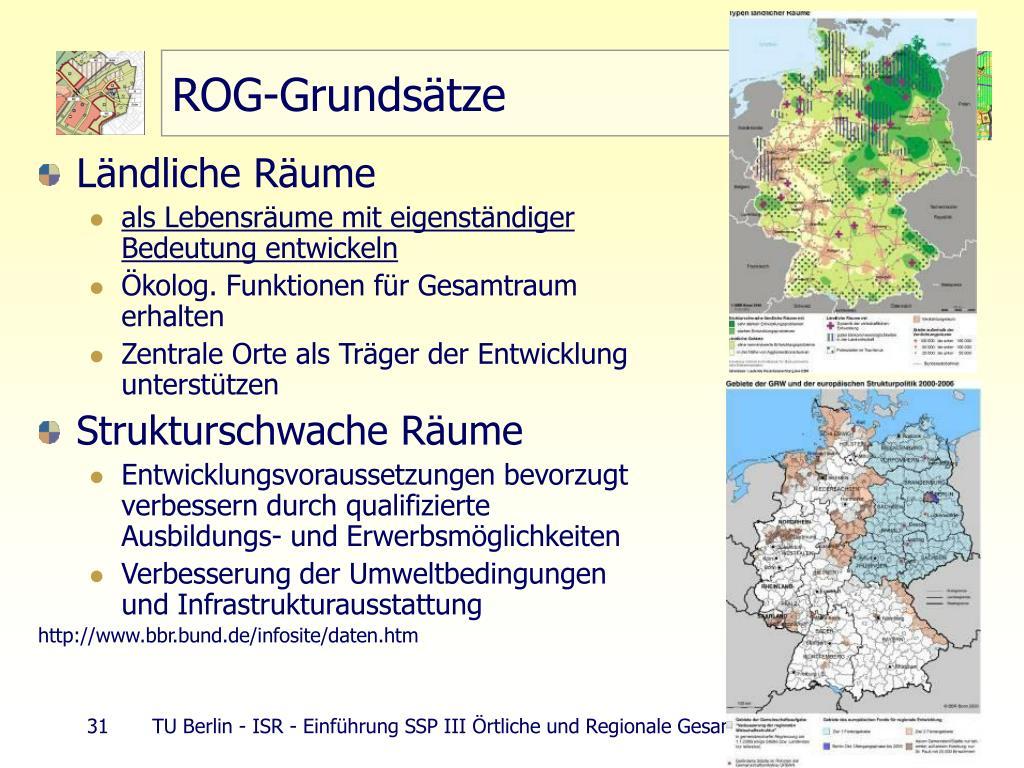 ROG-Grundsätze