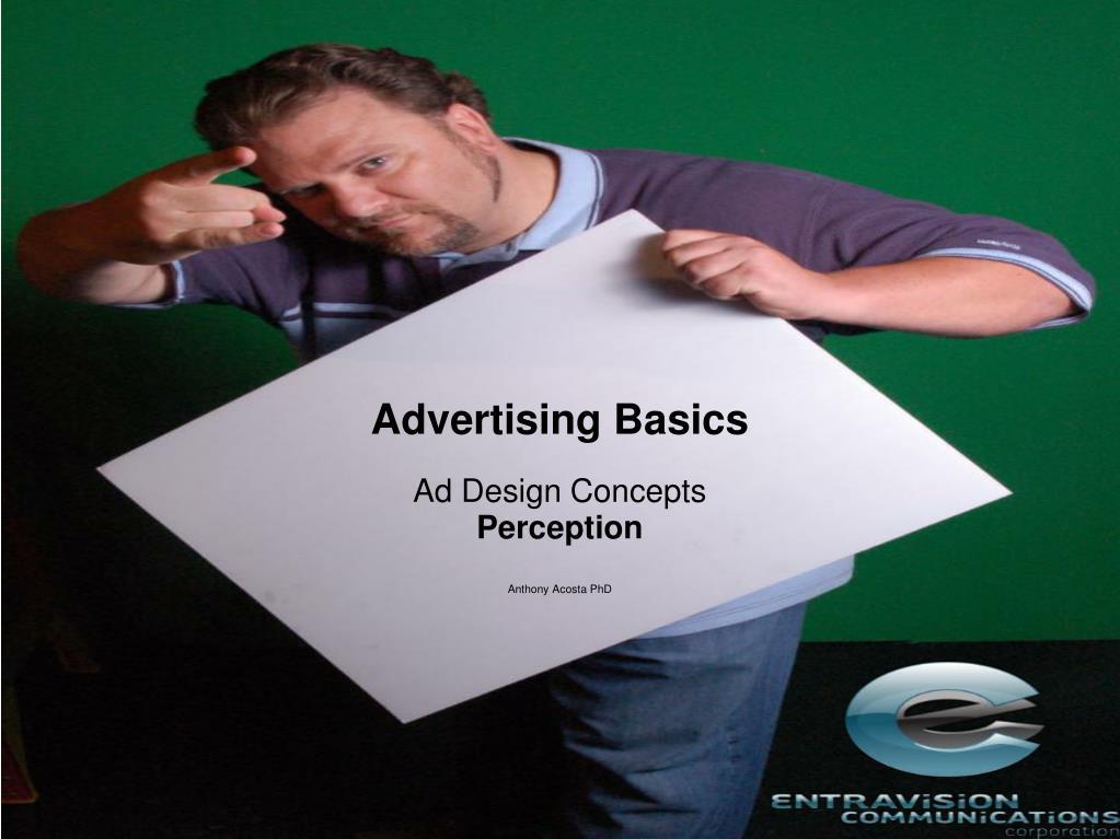 advertising basics