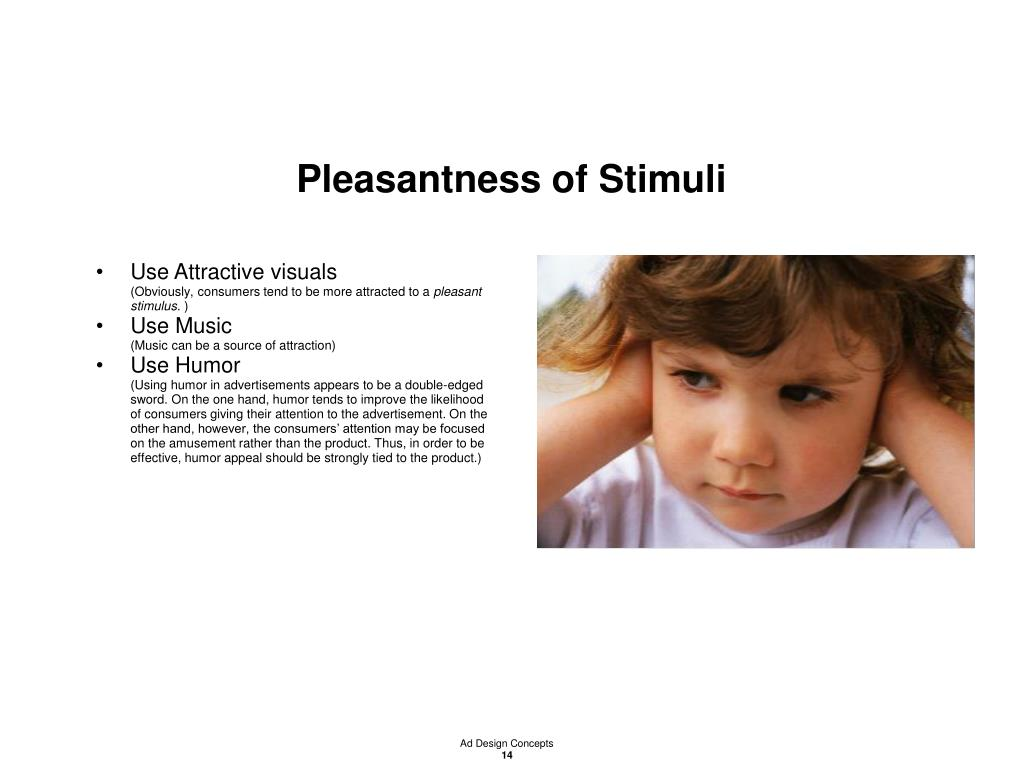 Pleasantness of Stimuli