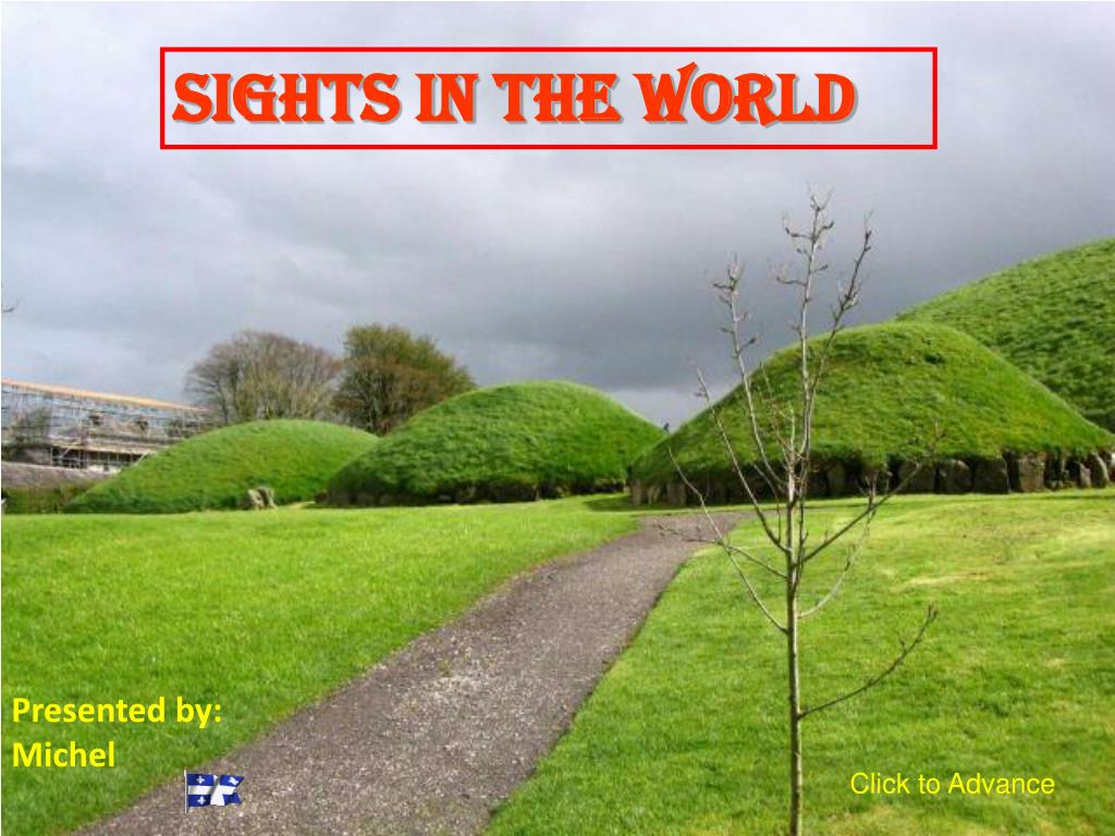 Sights in the World