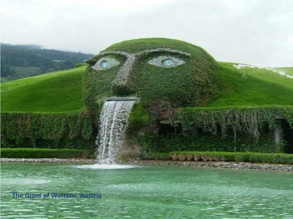The Giant of Wattens, Austria