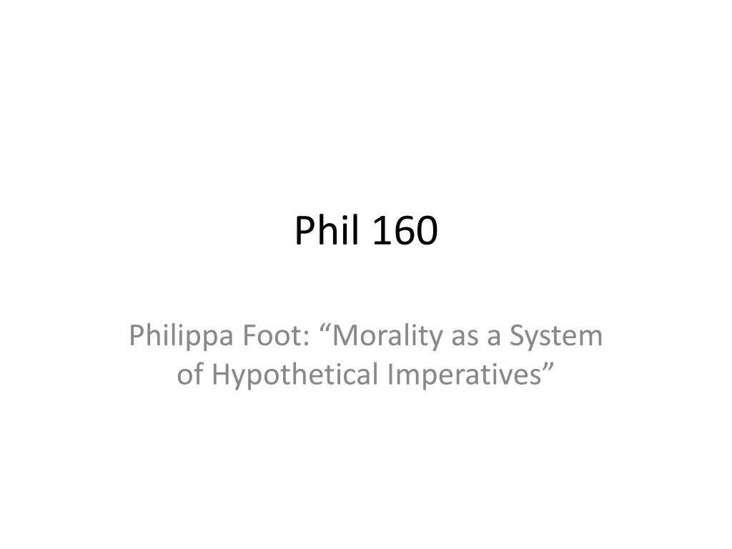 Phil 160