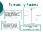 personality factors