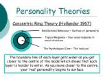 personality theories6