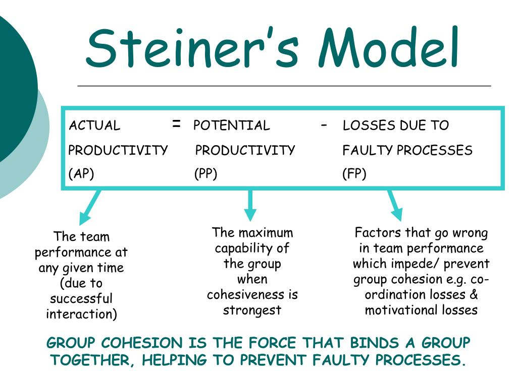Steiner's Model