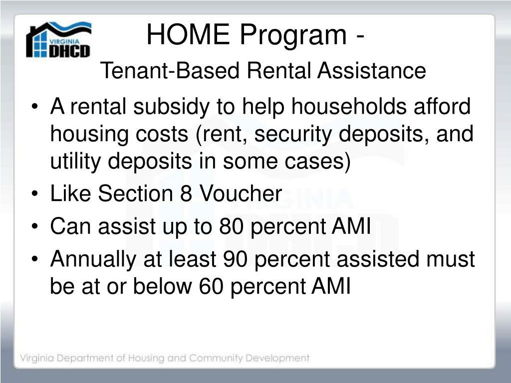 HOME Program -