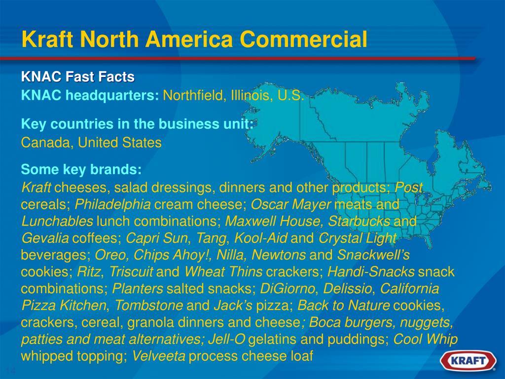 Kraft North America Commercial