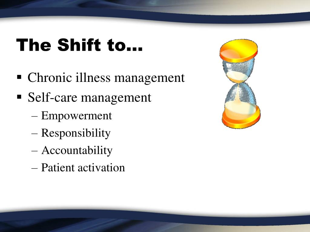 The Shift to…
