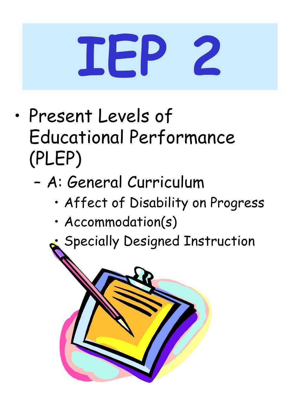 IEP 2
