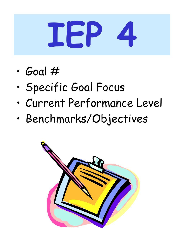 IEP 4
