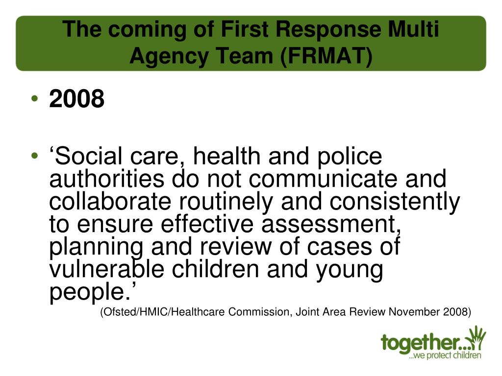 eam within a health and social care or children and young people essay Note: 1 understand the features of effective team performance within a health and social care or children and young people's setting.