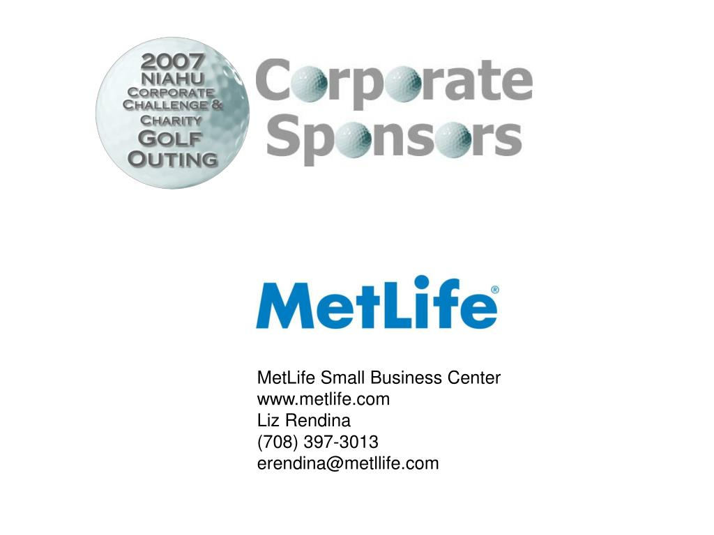 MetLife Small Business Center
