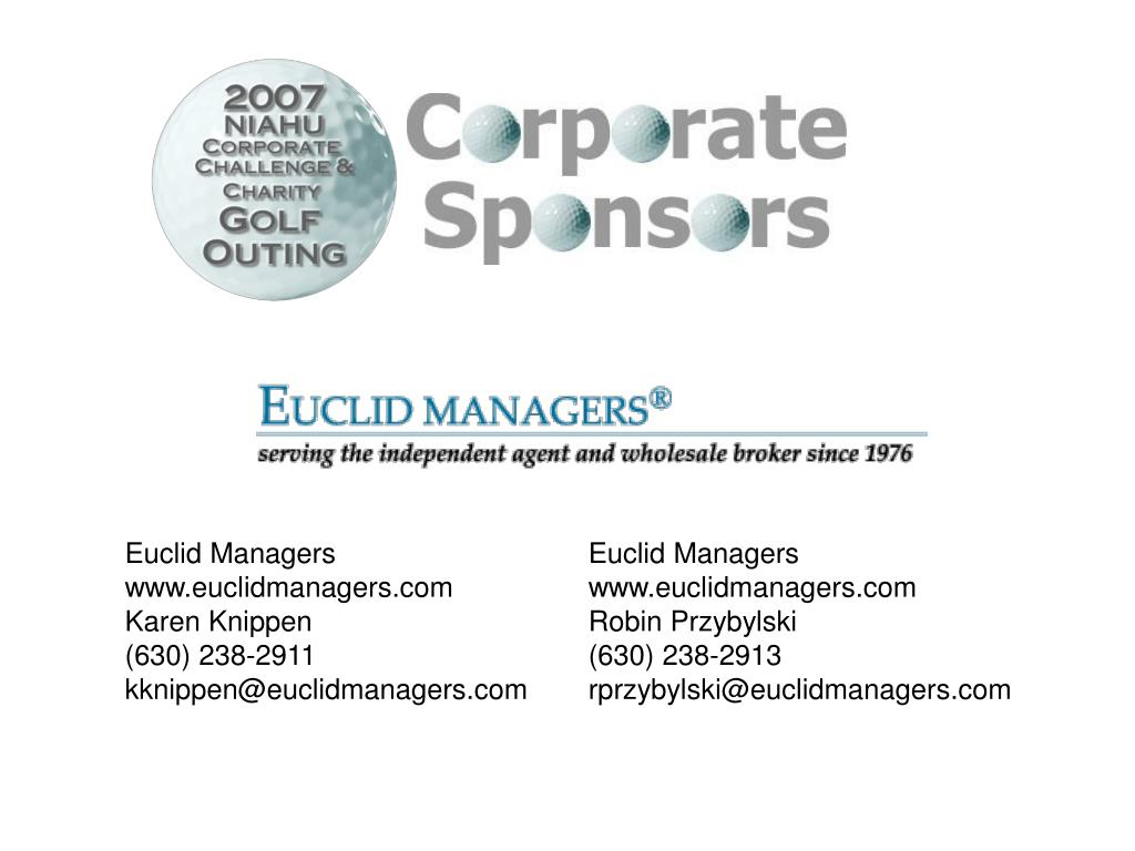 Euclid Managers