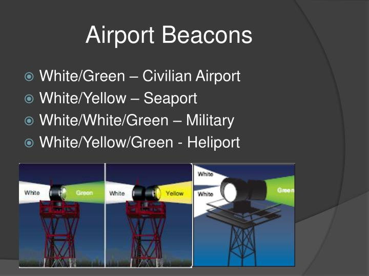 Airport Beacons