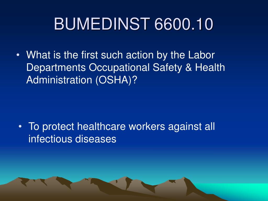 What is the first such action by the Labor Departments Occupational Safety & Health Administration (OSHA)?