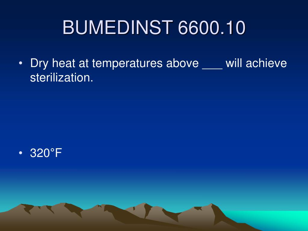 Dry heat at temperatures above ___ will achieve sterilization.