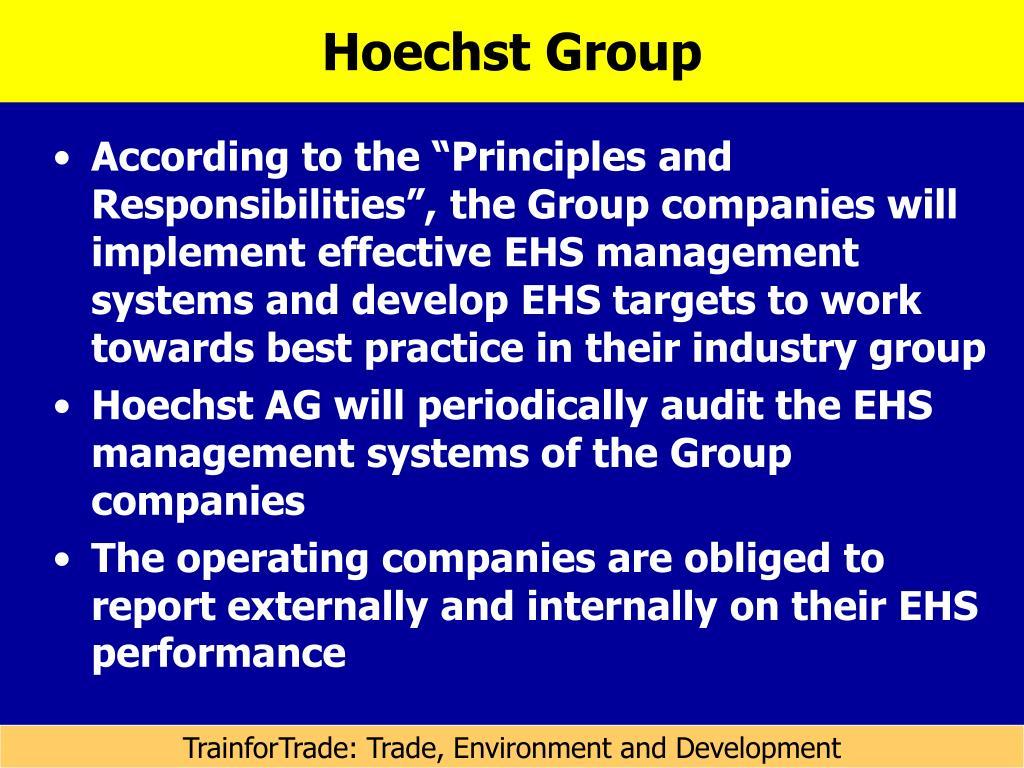 Hoechst Group