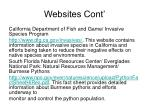 websites cont7
