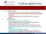 funding opportunities2