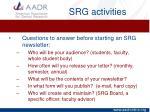 srg activities6