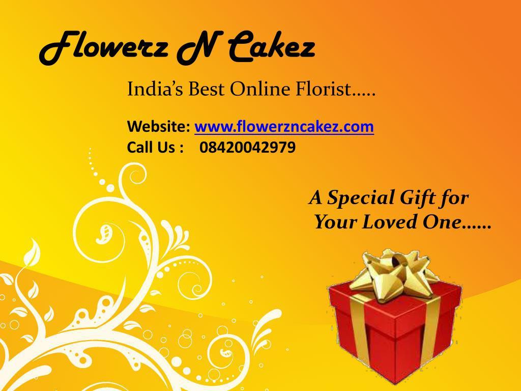 Flowerz N Cakez