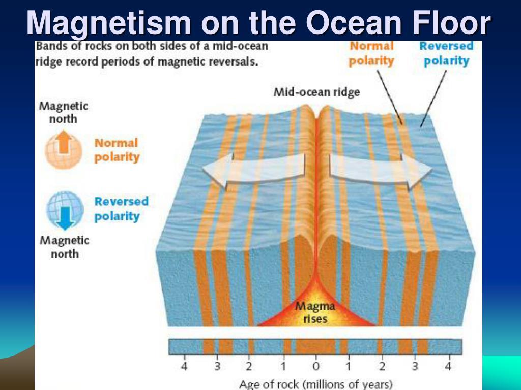 Magnetism on the Ocean Floor