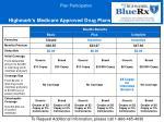 highmark s medicare approved drug plans