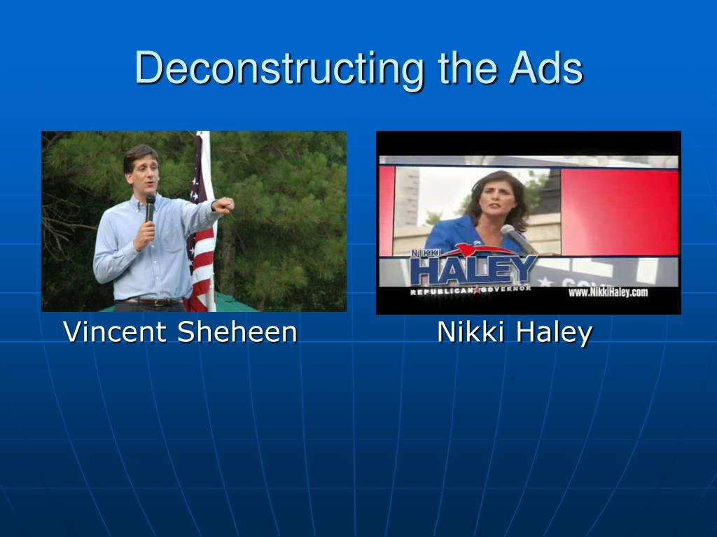 Deconstructing the Ads