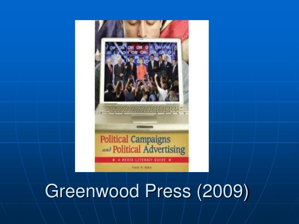 Greenwood Press (2009)
