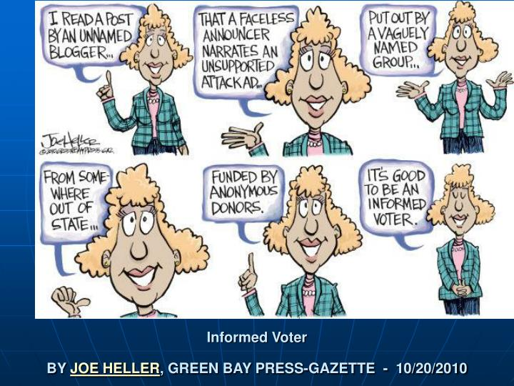 Informed voter by joe heller green bay press gazette 10 20 2010 l.jpg