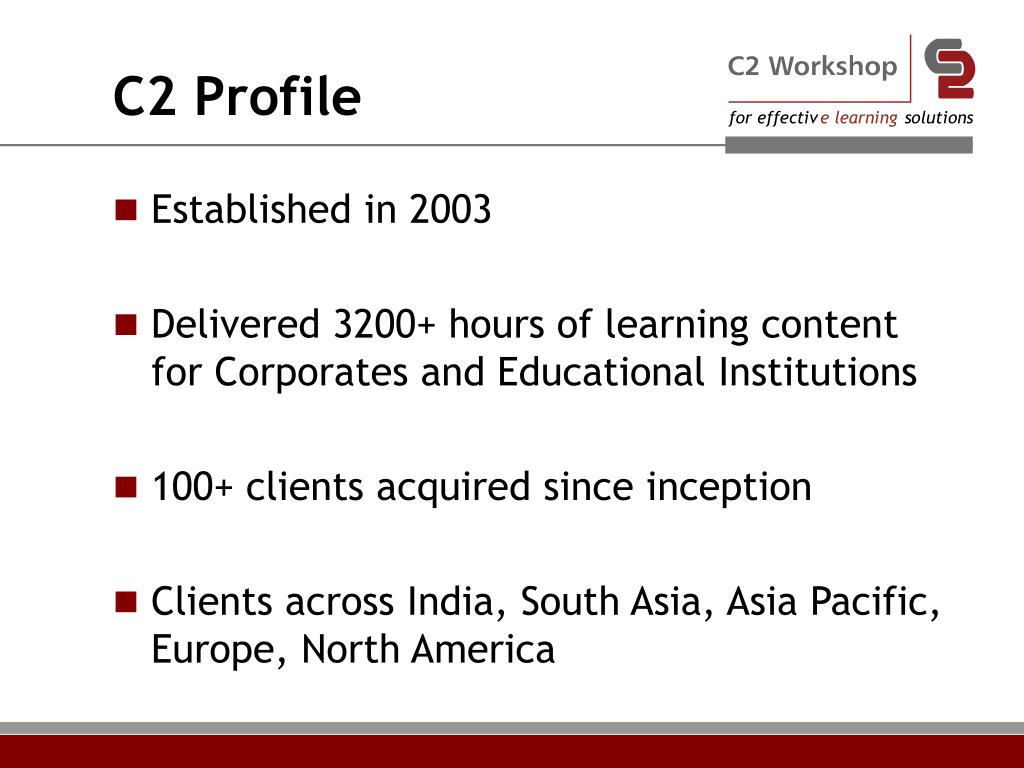C2 Profile