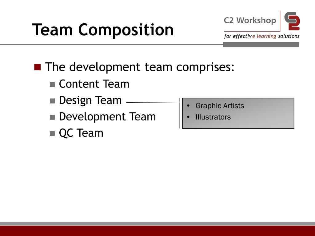 Team Composition
