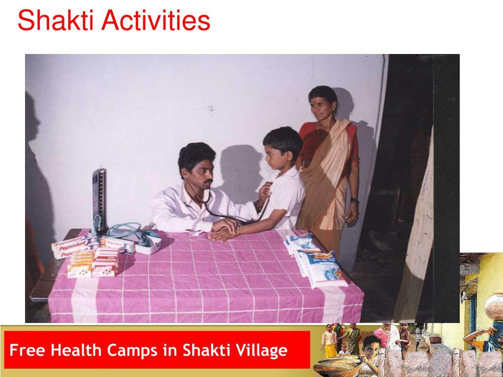 Shakti Activities
