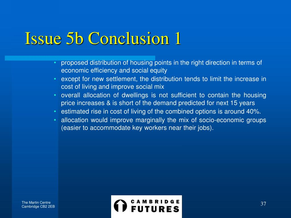 Issue 5b Conclusion 1