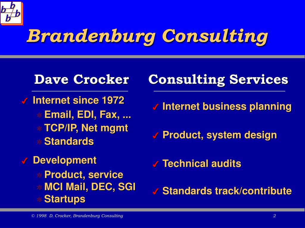 Dave Crocker