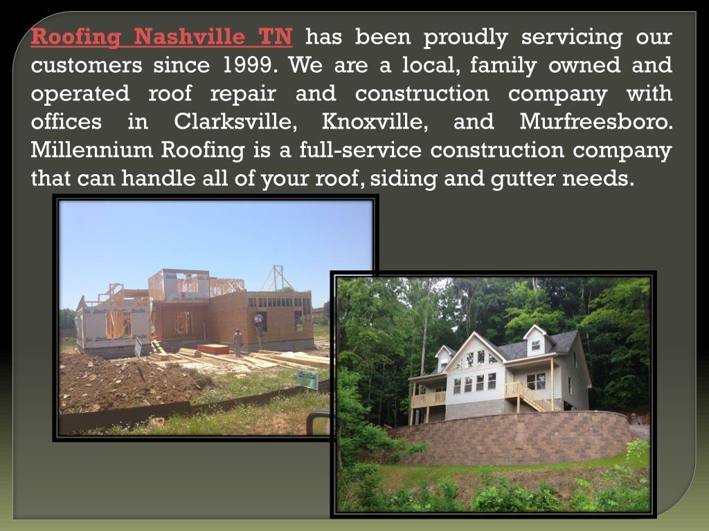 Roofing Nashville TN