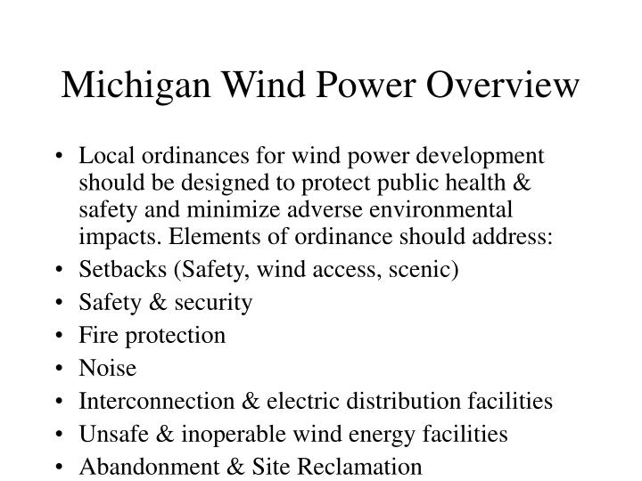 Michigan wind power overview3