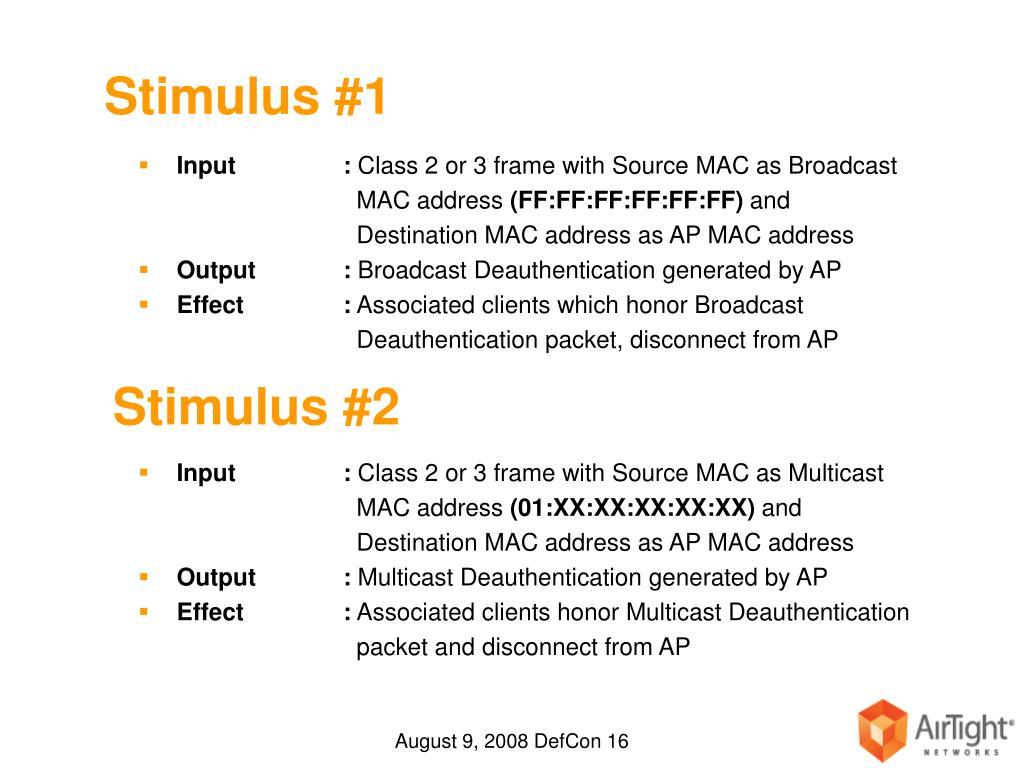 Stimulus #1